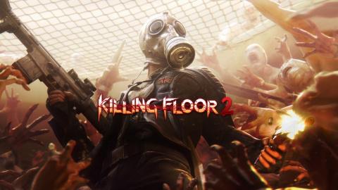 Jaquette de Killing Floor 2 : Du gore, des tripes et du metal sur PC et PS4