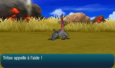 Les appels à l'aide des Pokémon sauvages : une nouveauté très utile