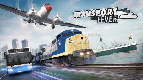 Jaquette de Transport Fever : une bonne pioche pour les amateurs de gestion