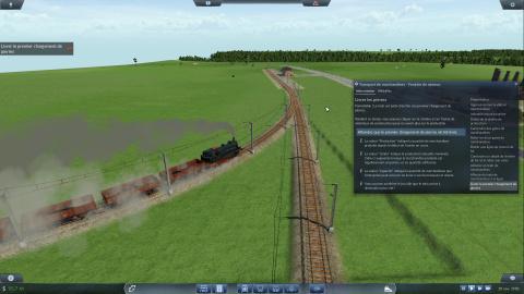 Transport Fever : une bonne pioche pour les amateurs de gestion