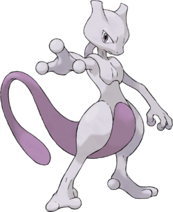 Pourquoi Mewtwo n'est pas disponible dans Pokémon GO ?