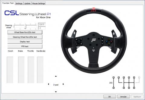 Test du Fanatec CSL Elite Wheel Starter Pack : entre démonstration de force et défauts de jeunesse