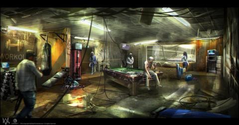Watch Dogs 2 : découvrez l'art derrière le jeu