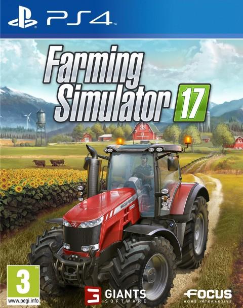 Farming Simulator 17 sur PS4