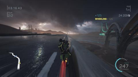 Moto Racer 4 : le retour de la momie