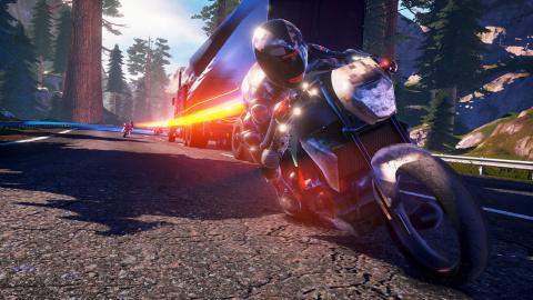 Jaquette de Moto Racer 4 : le retour de la momie