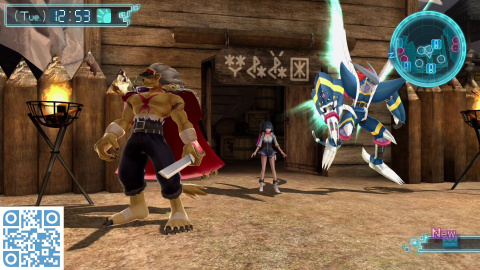 Digimon World Next Order se montre un peu plus en images