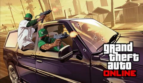 GTA Online se la joue Course à l'Armement avec Passe d'Armes !