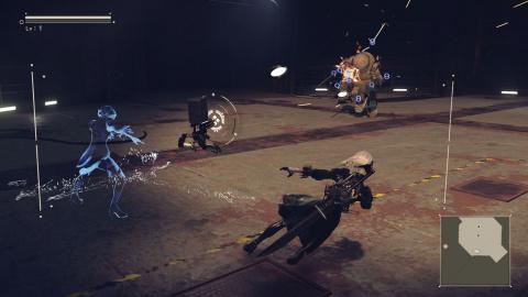 L'épée de Noctis (FFXV) débarque dans NieR Automata