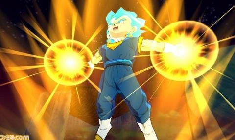 Troisième mise à jour gratuite pour Dragon Ball Fusions au Japon