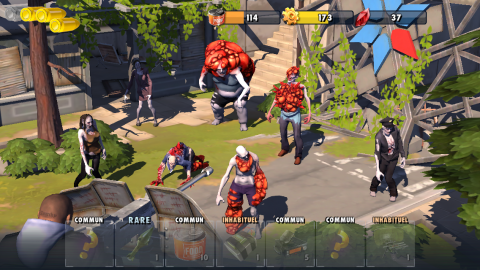 Zombie Anarchy : le Walking Dead de Gameloft est arrivé