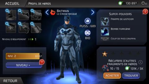 DC Legends : Un super-héros en retard mais efficace