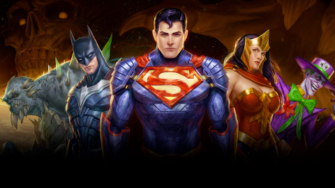 Jaquette de DC Legends : Un super-héros en retard mais efficace