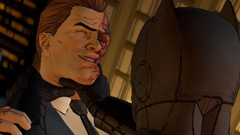 Batman The Telltale Series Ep. 4 : Premiers pas dans l'asile d'Arkham