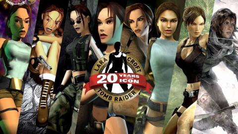 Lara Croft fête ses 20 ans : notre vidéo Hommage d'une icône du jeu vidéo