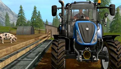 Farming Simulator 17 : Que vaut la vie d'un agriculteur vidéoludique en 2017 ?