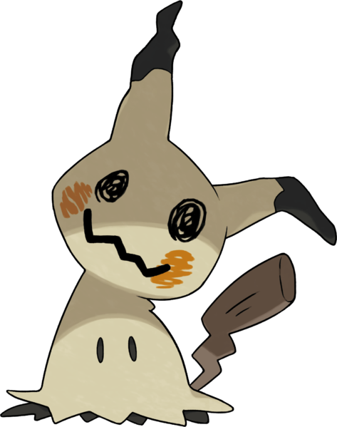 Les effrayants origines de Mimiqui...