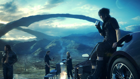 PS Store : Final Fantasy XV est enfin disponible !
