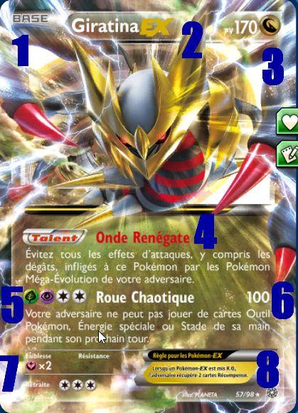 Bien Lire Une Carte Pokemon Astuces Et Guides Pokemon Trading Card Game Online Jeuxvideo Com