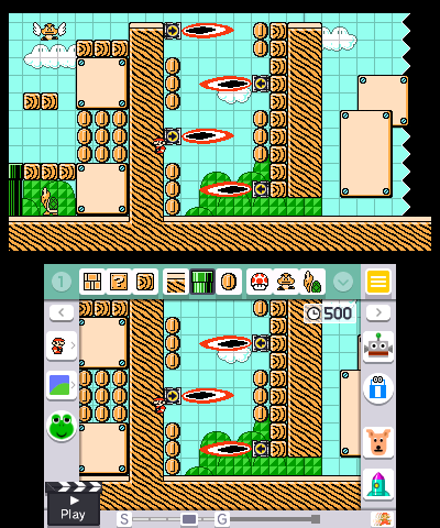 Super Mario Maker 3DS : Comment s'en sort-il sans l'aspect communautaire ?