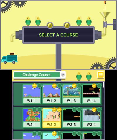 Super Mario Maker 3DS : Comment s'en sort-il sans l'aspect communautaire ?