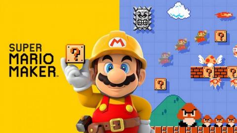 Jaquette de Super Mario Maker 3DS : Comment s'en sort-il sans l'aspect communautaire ? sur 3DS
