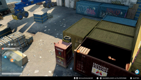 Watch Dogs  Chinoiseries