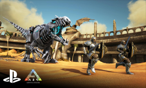 Survival Evolved arrive (enfin) sur PS4 — Ark