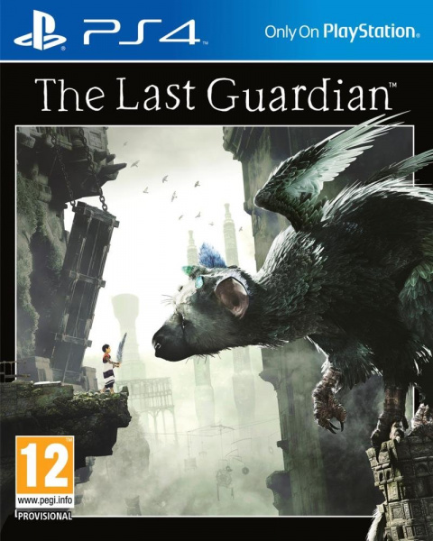 The Last Guardian sur PS4