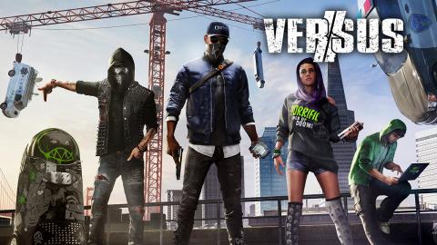 Versus : Les versions PS4 Pro et PS4 de Watch Dogs 2 face à face