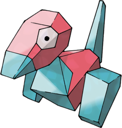 Comment capturer Porygon ?