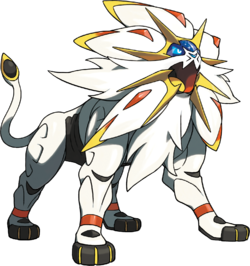 Comment capturer Solgaleo ?