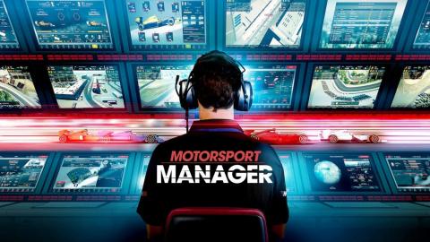 Jaquette de Motorsport Manager : Gestion et stratégie dans l'univers de la F1 sur PC