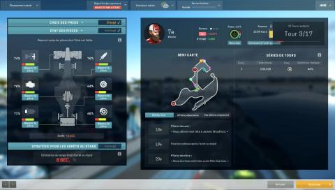 Motorsport Manager : Gestion et stratégie dans l'univers de la F1