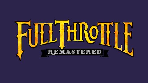 Full Throttle Remastered sur PS4