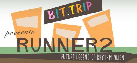 Bit.Trip Presents : Runner 2 - Future Legend of Rhythm Alien sur Linux