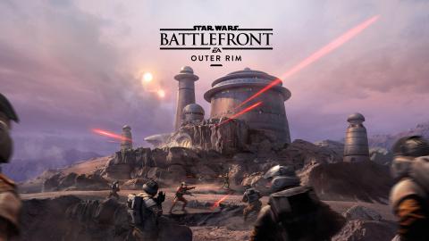 Star Wars : Battlefront - Bordure extérieure sur ONE