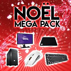 We Are Fans : Le Mega Pack Noël en promo !