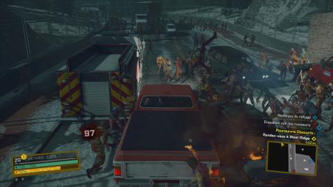 Dead Rising 4 : Du fun et des zombies en pagaille