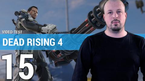 Jaquette de Dead Rising 4 : L'apocalypse n'aura jamais été aussi fun