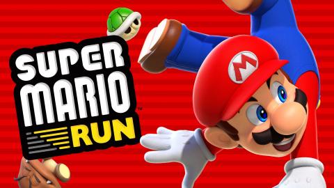 Jaquette de Super Mario Run : Un vrai Mario comme on les aime !
