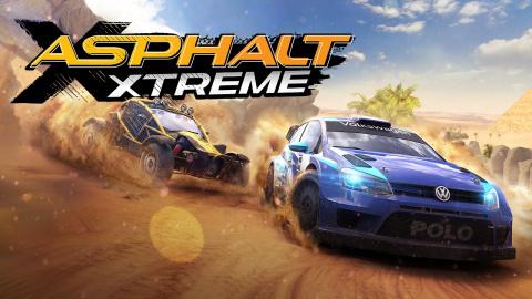 Asphalt Xtreme : Jeu de course plaisant et Free to Play agressif