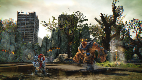 Darksiders : Warmastered Edition - War se paye un lifting graphique sans folie