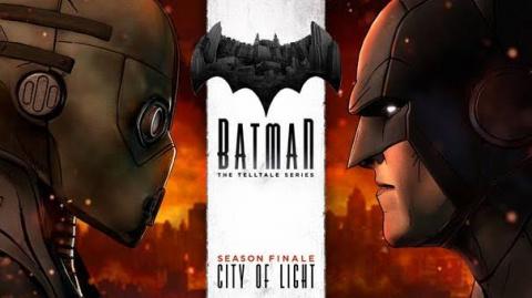 Batman : The Telltale Series Episode 5 - Ville de lumière sur iOS