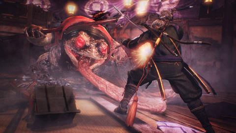 Nioh : Des images pour illustrer l'univers brutal du jeu