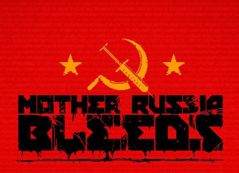 Mother Russia Bleeds sur PS4