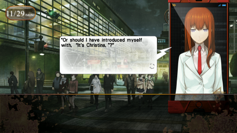 Steins;Gate 0 : Une expérience narrative intemporelle