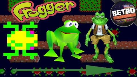 Rétro Découverte : Edward vous présente Frogger