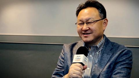 Shuhei Yoshida (Sony) répond à nos questions sur le PSVR, les exclus PS4...