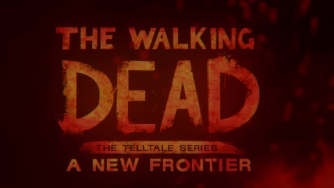 The Walking Dead : A New Frontier : Episode 2 : 'Ties That Bind' Part II sur PS4
